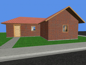 Small Brick House